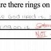 1611 - Funny Exams