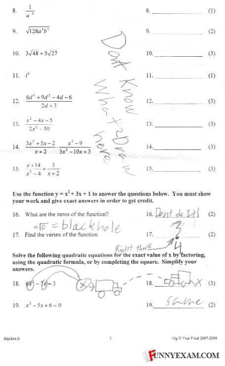 28 Algebra 9th Grade Worksheets