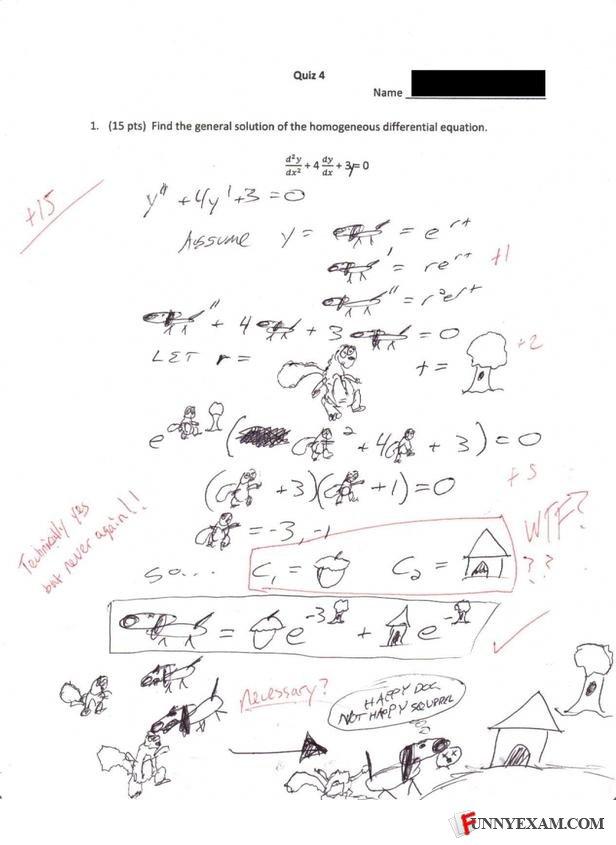 - love the teacher's WTF??